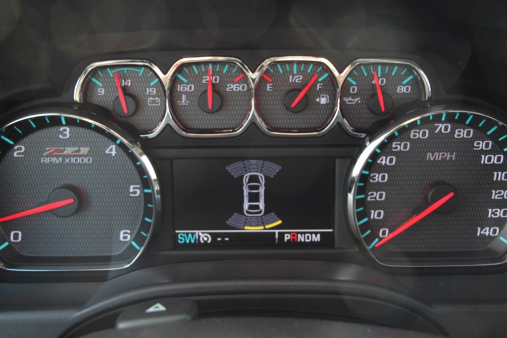2015 Chevy Silverado LTZ 09