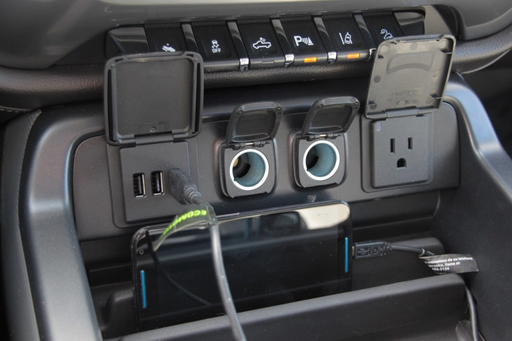 2015 Chevy Silverado LTZ 11