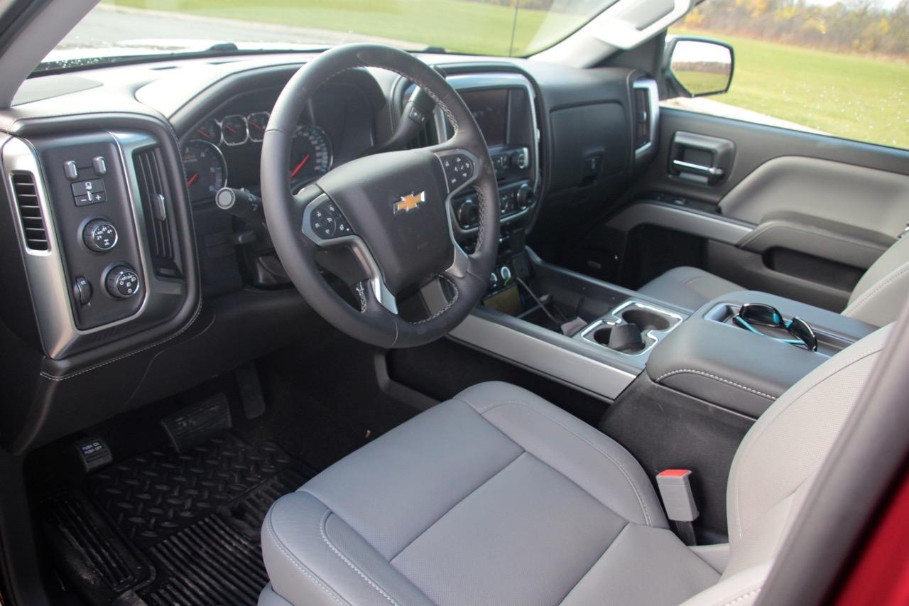 2015 Chevy Silverado LTZ 13