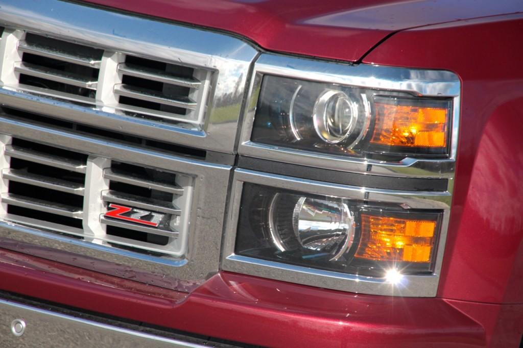 2015 Chevy Silverado LTZ 17