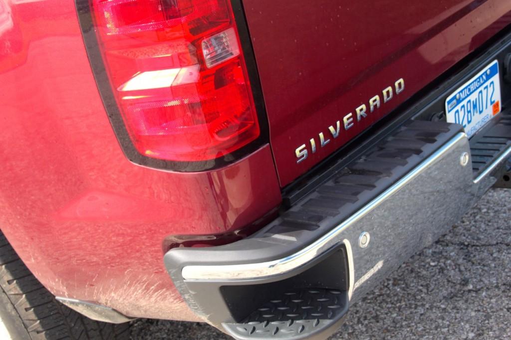2015 Chevy Silverado LTZ 20