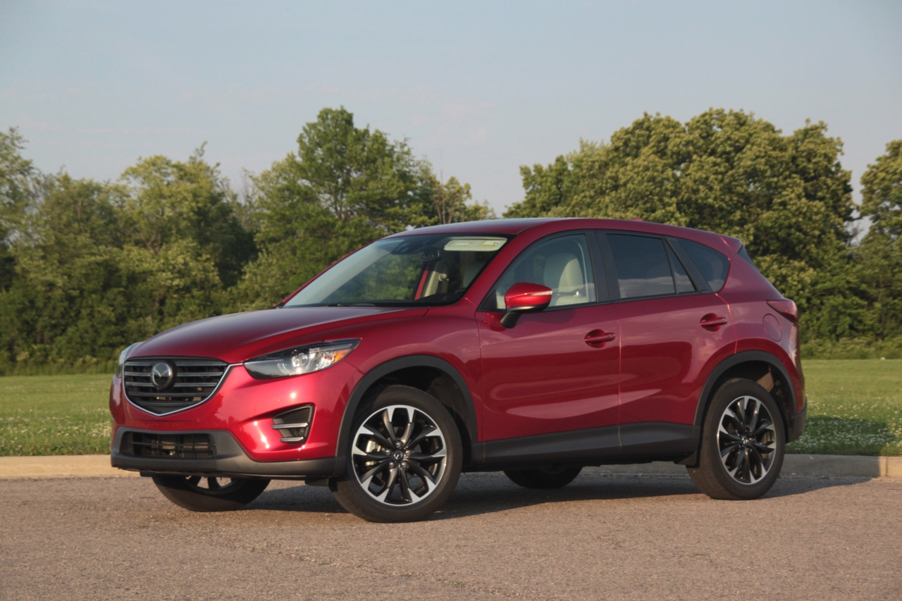Fantastic 2016 Mazda CX5 Grand Touring AWD  Its The Crossover With Zoom