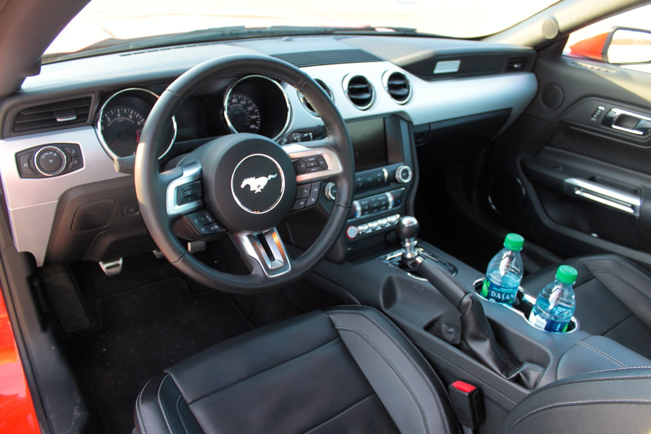 2015 ford mustang gt interior 11 sam 39 s thoughts - Interior ford mustang ...