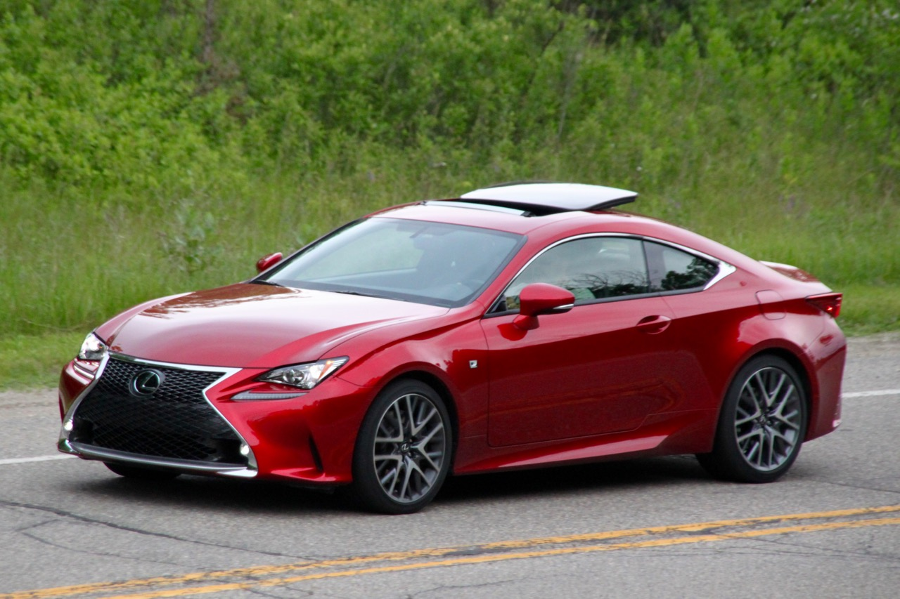 2015 Lexus Rc350 F Sport Sam S Thoughts