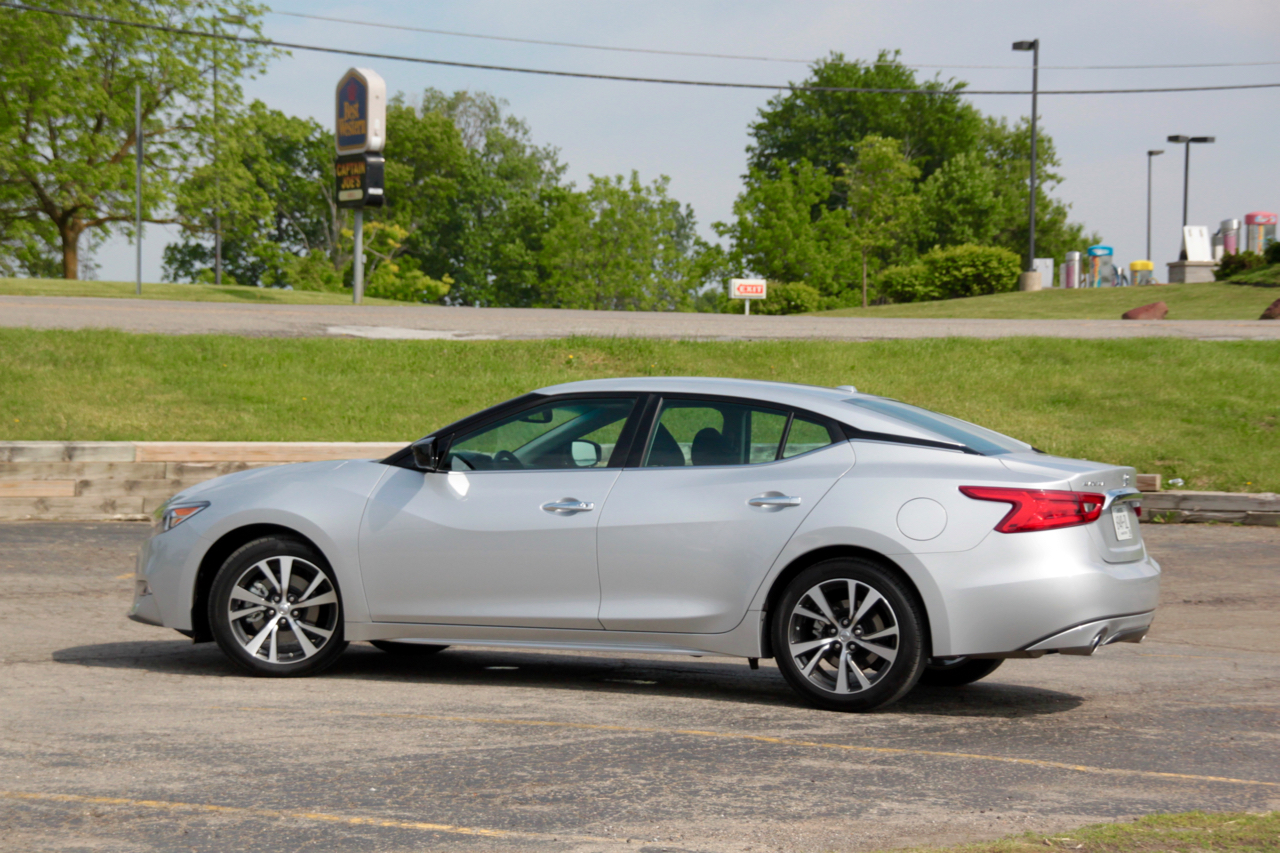 2016 Nissan Maxima First Drive 10 Sam S Thoughts