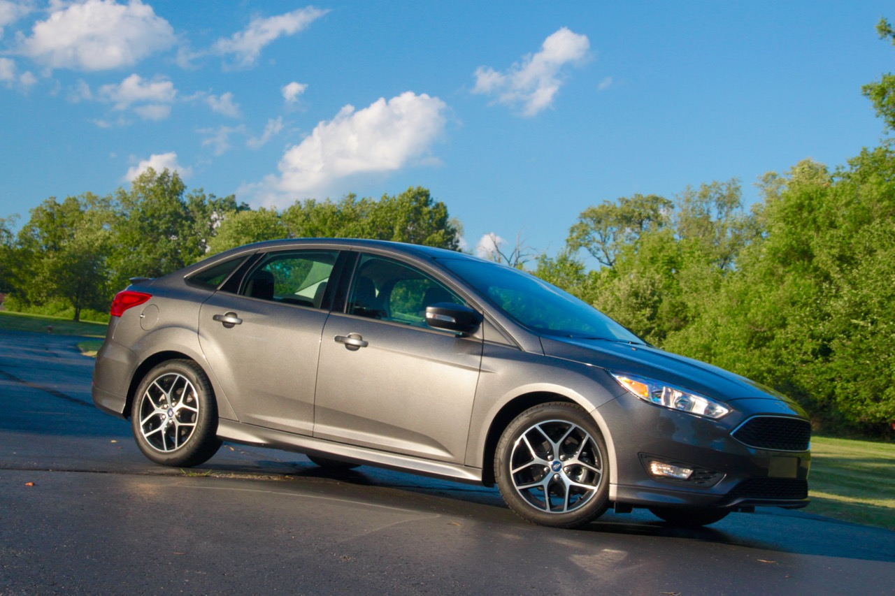 2015 Ford Focus Se Ecoboost Good Luck Trying To Buy One on first ford fiesta